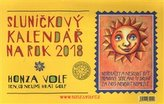 Sluníčkový kalendář 2018 - stolní