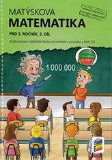Matýskova matematika pro 5. ročník, 2. díl (učebnice)