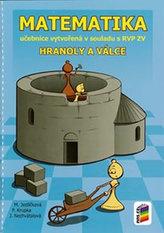 Matematika - Hranoly a válce (učebnice)