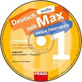 Deutsch mit Max neu + interaktiv 1 CD