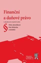 Finanční a daňové právo, 2. aktualizované a doplněné vydání