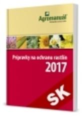 Prípravky na ochranu rastlín 2017