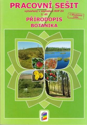 Přírodopis 7, 2.díl - Botanika - pracovní sešit - neuveden
