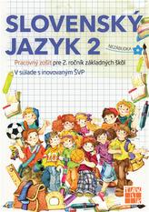 Slovenský jazyk 2 Pracovný zošit