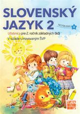 Slovenský jazyk 2 Učebnice