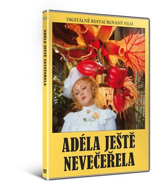 Adéla ještě nevečeřela - DVD - neuveden