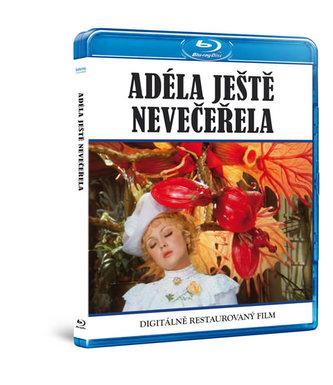 Adéla ještě nevečeřela - Bluray (Digitálně restaurovaná verze) - neuveden