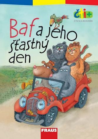 Čti+ Baf a jeho šťastný den (6-7 let) - neuveden