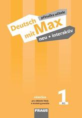 Deutsch mit Max neu + interaktiv 1 - Příručka učitele