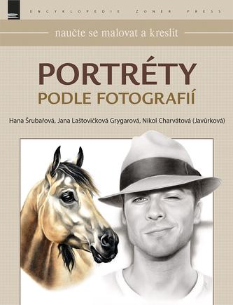 Portréty podle fotografií - Hana Šrubařová