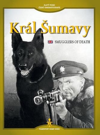 Král Šumavy - DVD (digipack) - neuveden