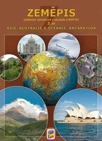 Zeměpis 7, 2. díl - Asie, Austrálie a Oceánie, Antarktida - neuveden
