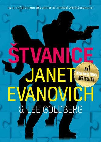 Štvanice - Janet Evanovich