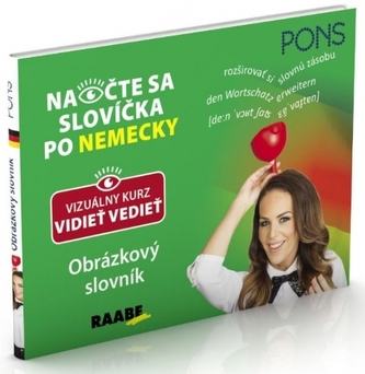 Obrázkový slovník- Pons-Naočte sa slovíčka po nemecky - Lavodrama Priscilla
