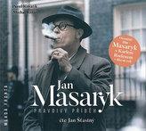 Jan Masaryk - Pravdivý příběh - 2 CDmp3 (Čte Jan Šťastný)