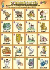 Vybrané slová po B, M, P
