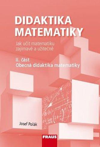 Didaktika matematiky II. část
