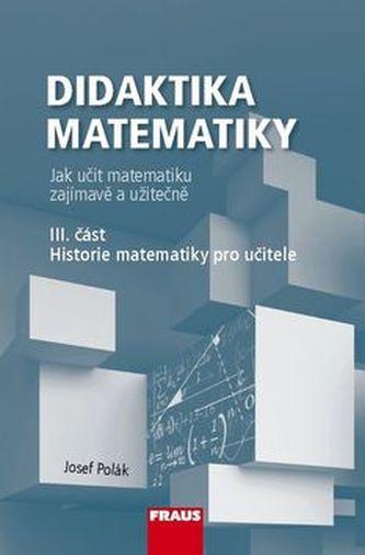 Didaktika matematiky III. část