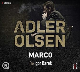 Marco - CDmp3 (Čte Igor Bareš) - Jussi Adler-Olsen