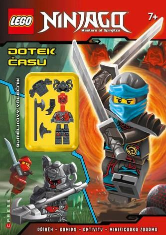 LEGO® NINJAGO Dotek času - Kolektiv autorů