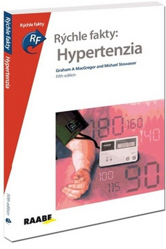 Rýchle fakty: Hypertenzia