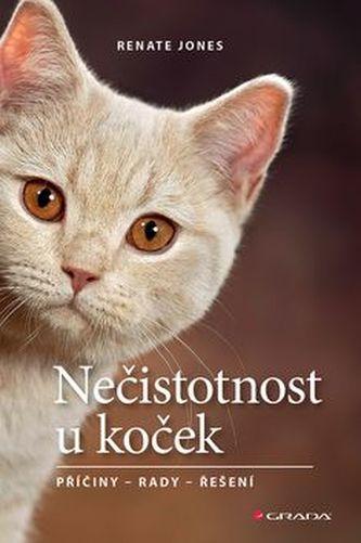 Nečistotnost u koček - Příčiny - rady - řešení