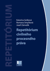 Repetitórium civilného procesného práva