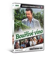 Bouřlivé víno - DVD