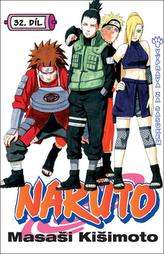 Naruto 32 Výprava za Sasukem