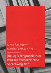 Bibliographie zum deutsch-tschechischen Sprachvergleich