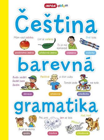 Čeština - barevná gramatika - Pchálková Lenka, Reslerová Irena,