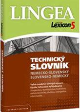 Lexicon 5 Německý technický slovník – CD
