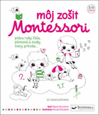 Môj zošit Montessori - autor neuvedený