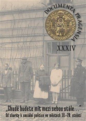 Documenta Pragensia 34 - Karel a kol. Hudec