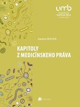 Kapitoly z medicínskeho práva