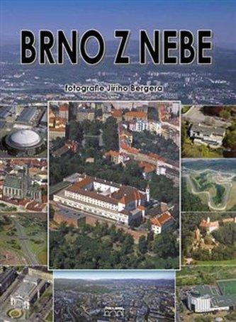 Brno z nebe - Jaroslav Vogeltanz; Petr Mazný