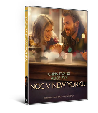 Noc v New Yorku - DVD - neuveden