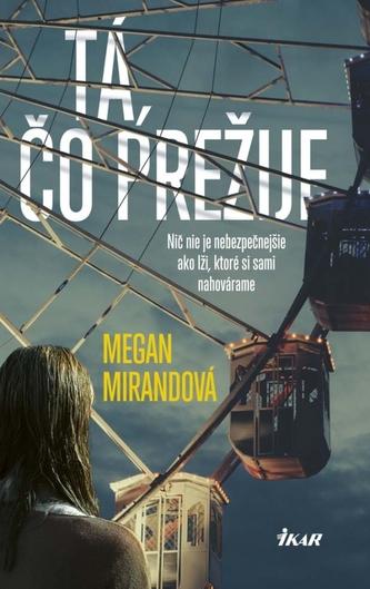 Tá, čo prežije - Mirandová Megan