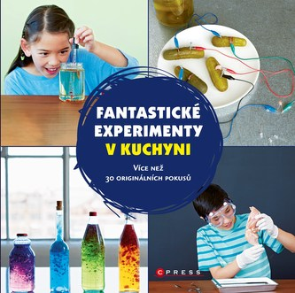 Fantastické experimenty v kuchyni - The Exploratorium