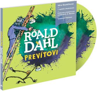 Prevítovi - CDmp3 (Čte Věra Slunéčková) - Roald Dahl; Jan Brychta