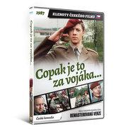 Copak je to za vojáka... - DVD