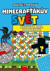 Minecrafťákův svět: Aktivity, hry, samolepky