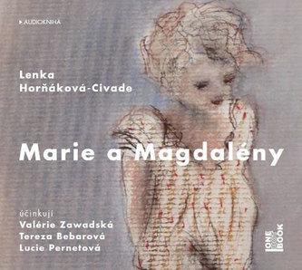 Marie a Magdalény - CDmp3 - Lenka Horňáková-Civade