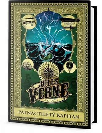 Patnáctiletý kapitán - Verne Jules