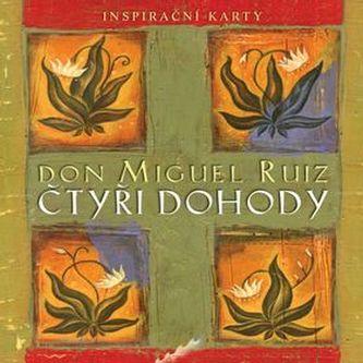 Čtyři dohody - Miguel Don Ruiz