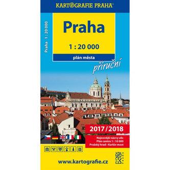Praha 1:20 000 - neuveden
