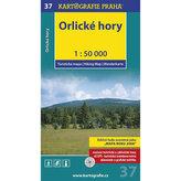 1: 50T (37)-Orlické hory (turistická mapa)