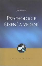 Psychologie Řízení a vedení