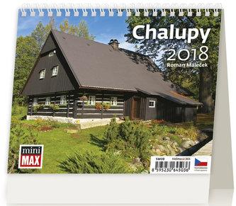 Kalendář stolní 2018 - MiniMax/Chalupy - neuveden