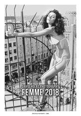 Kalendář nástěnný 2018 - Femme/Exclusive